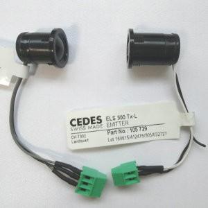 ELS 300: Rx-NPN/LO-N + TX-L z kostkami zaciskowymi
